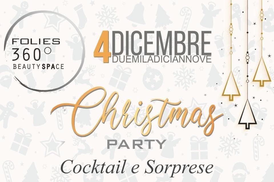 Il Natale ti fa bella... Cocktail party e promozioni!